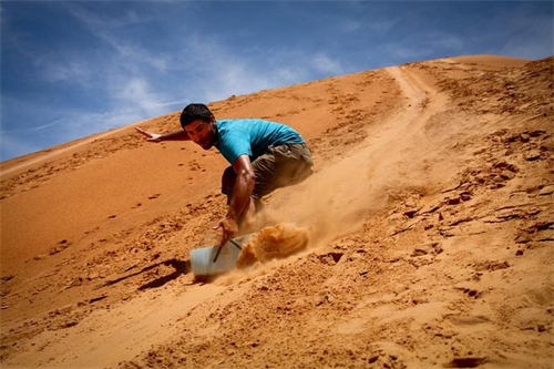 Mui Ne Sand Dunes 1 Day Tour From SaiGon-HCMC by Private car