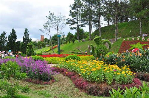 Dalat City Tour Full Day By Private Car 55$/CAR