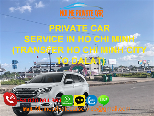 SAIGON-HCMC AIRPORT TO CANTHO BY PRIVATE CAR