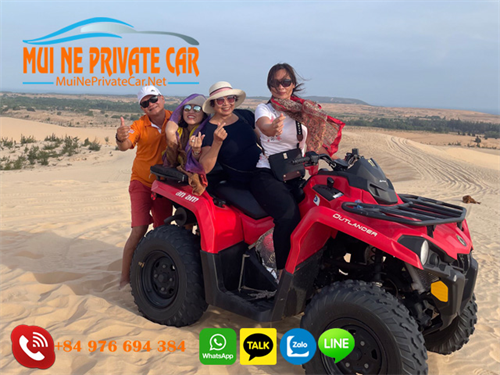Transfer From Nha Trang To Mui Ne By Private Car Only 85$