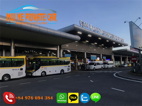 TRANSFER NHA TRANG AIRPORT (CXR) TO MUI NE BY PRIVATE CAR ONLY 75USD