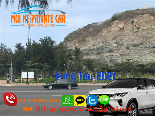 Transfer From Vung Tau to Mui Ne by Private Car Rental