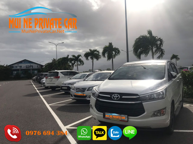private SUV transfer from the nha trang airport