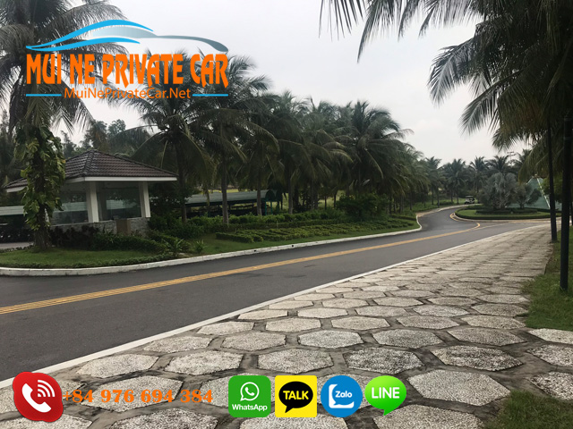 transfer ho chi minh airport to mui ne by private car sealink